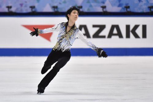 Neveitaliaより「羽生結弦:NHK杯を勝ちたい」