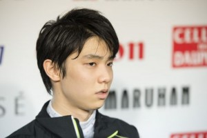 Neveitaliaより「上海世界選手権 - 羽生、世界選手権ショートにおける同門争いでフェルナンデスをリードする」