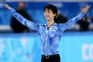 Neveitaliaより「羽生結弦が新オリンピックチャンピョン、敗れたチャンは銀メダルに終わる」