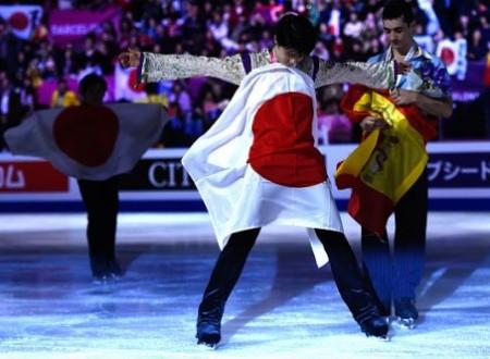 Neveitaliaより「バルセロナ、またしても羽生結弦とロシアのティーンエイジャーが制す」