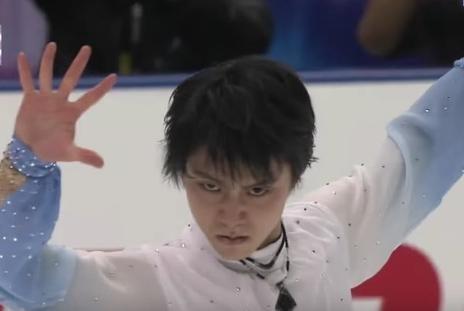 イタリアフォーラムより「NHK杯の感想(その1)公式練習~SP」