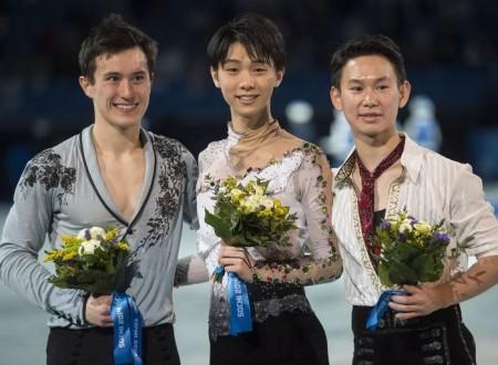 イタリア解説「2014ソチオリンピック~男子フラワーセレモニー」