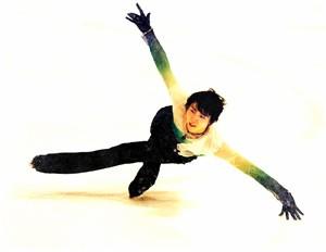 アリアンナ・フランザン著「私、フィギュアスケート、ユヅル、ユヅリーテ」