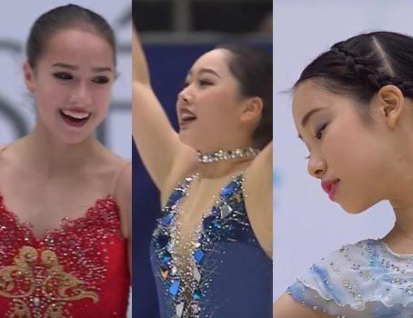 イタリア解説EuroSport版「2017中国杯ダイジェスト~女子FS」