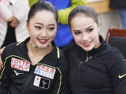 ポッドキャストKiss&Cry第6-7回「中国杯女子プログラム分析(2)」