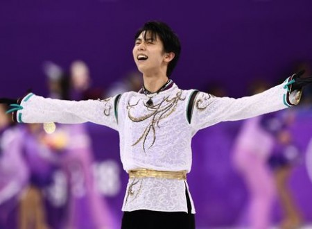 Asknewsより「平昌~レジェンド羽生:再びフィギュアスケートの王者に」