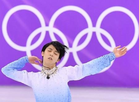 OA Sportより「平昌2018:ショート、魔法のような羽生結弦」