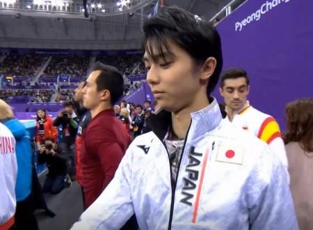 イタリア解説EuroSport版「平昌2018男子FS~6分間練習」