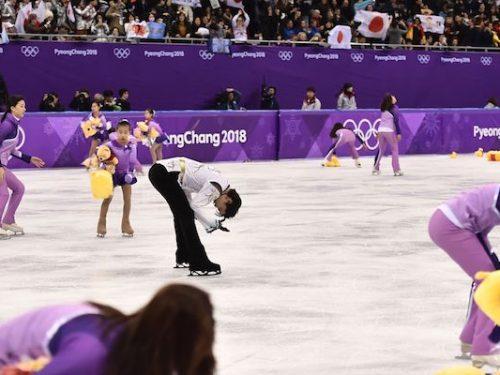 il POSTより「このオリンピックで最も素敵なエピソードの一つ、プーについて」
