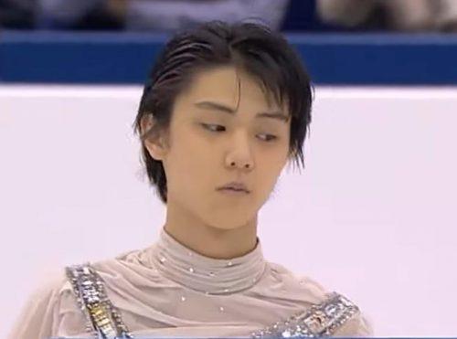 Piroetteより「羽生結弦、日本の優美で愛らしい少年」