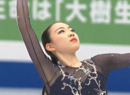 イタリア解説EuroSport版「2019埼玉世界選手権~紀平梨花FS」