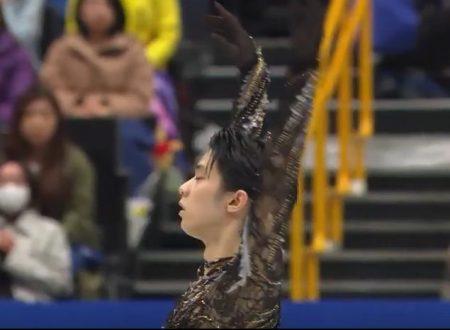 イタリア解説Rai Sport版「2019埼玉世界選手権~羽生結弦FS」