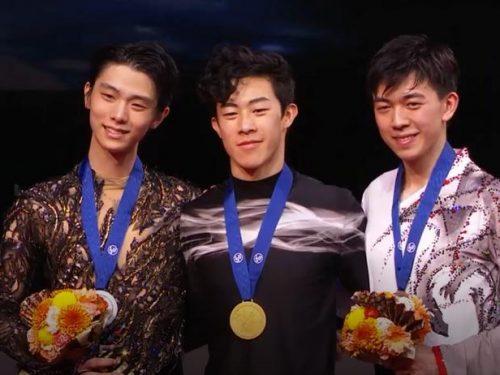 ArtOnIce.itより「世界選手権2019:ネイサン・チェンが羽生の猛追をかわして圧勝」