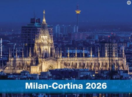 2026年冬季オリンピックはミラノ-コルティナダンペッツォ!