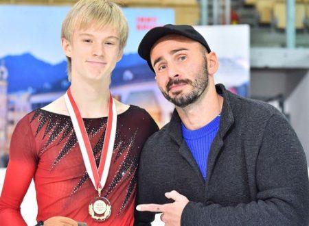 フィギュアスケートのホープ、ダニエル・グラッスル:イタリア選手を表彰台で見るのは素晴らしい