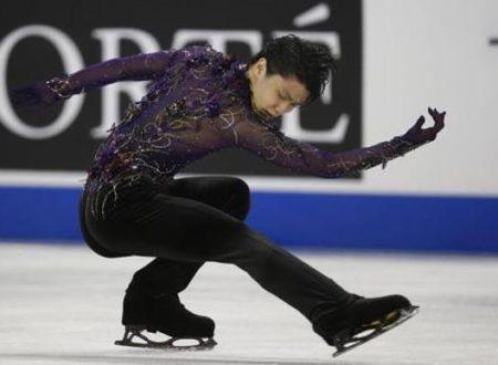 Gazzetta dello Sportより「羽生とトゥルソワ、スケートカナダの2人の宇宙人」