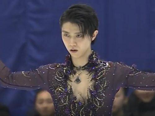 OA Sportより「NHK杯2019:羽生結弦が男子シングル圧勝」