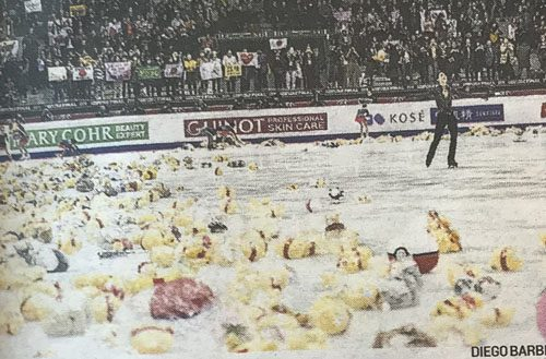 La Stampaより「日本の羽生に投げられたぬいぐるみに込められたトリノの情熱」~他