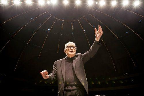マッシミリアーノさんのFBより「イタリアの偉大な作曲家エンニオ・モリコーネが逝去」