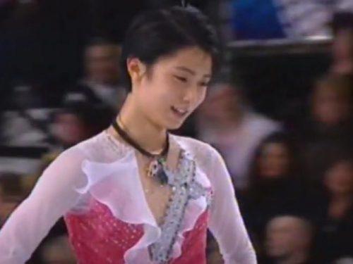 イタリア解説EuroSport版「スケートアメリカ2012~羽生結弦FS」