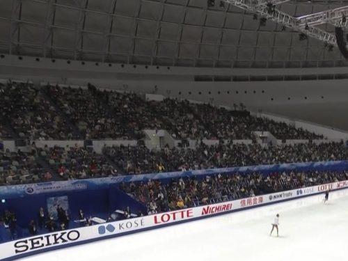 NHK杯を見て感じたこと・・・