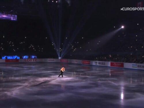 マッシミリアーノさんのFBより「羽生結弦は最も気高いフィギュアスケート」