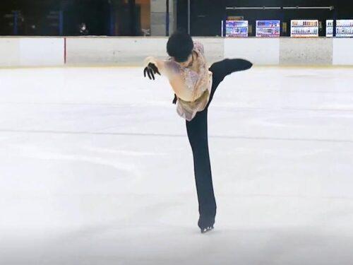 EleC's Worldより「BalleticYuzu 05:ホワイトレジェンドの4T」